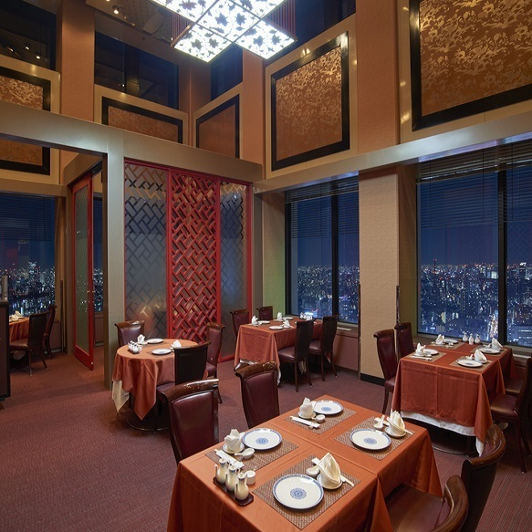 中国料理レストラン 桃里